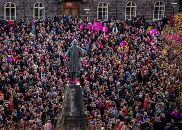 La fórmula nórdica para saldar una deuda histórica con las mujeres