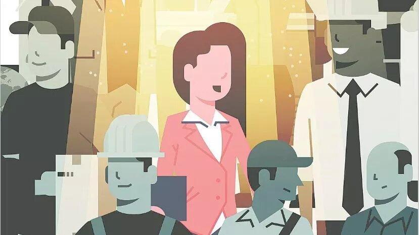 Mujeres al mando: la mirada de la minoría